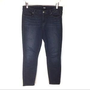 Paige Verdugo Ankle Skinny Jeans Nottingham 32